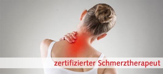 Ausbildung Schmerztherapeut, Schmerztherapeutin, zertifizierte Ausbildung