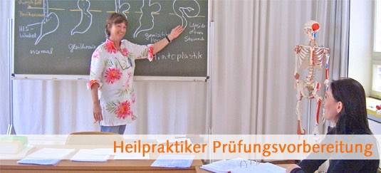 Heilpraktiker Ausbildung, HP Ausbildung, Heilpraktiker werden, sehr gute Bestehensquote, Heilpraktikerausbildung in der Heilpraktikerschule Thalamus Stuttgart